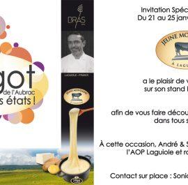 Invitation 15x15cm Presse Spécial SIRHA 2017 v3-1