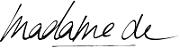 Madame De_logo